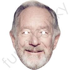 Michael buerk Celebrità personaggio televisivo carta Maschera tutte le nostre Maschere sono pre-tagliati! ***