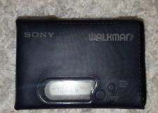 Sony Walkman WM-GX51 Cassette Recorder W/ Holster - Tape Function Doesn't Work