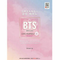SMYANG's Piano Collection for BTS - Love Yourself 'kyul'(結) Answer +Free Gift