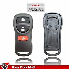 NEW Keyless Entry Key Fob Remote For a 2003 Nissan Murano CASE ONLY 3BTN