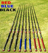 PIKE FISHING ROD & REEL / CARP PERCH BASS PREDATOR FISHING ROD & REEL