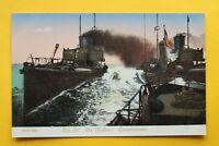 Gloria Viktoria Marine AK Torpedoboot Schiffe Torpedoboote +++ 1914-18 1.WK WWI