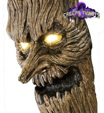 Halloween Haunted Forest Animated Tree Knocker Talking Prop