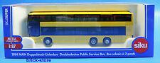 Siku 1884/1:87 siku Super/Man doble piso autobuses