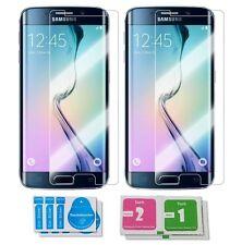 2x Samsung Galaxy S6 Edge Panzerglas 9H Panzerglasfolie Panzerfolie Schutzfolie