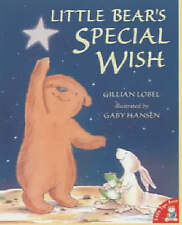 Little Bear's Special Wish by Gillian Lobel Children's Picture Story Book LTP