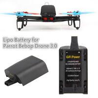 1600mAh 11.1V Hochkapazitätsbatterie für Parrot Bebop Drone 3.0 Quadcopter