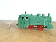 JOUEF HO locomotive mécanique 708 verte type MANOEUVRE fonctionne - années 60's