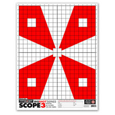 """Thompson Target   Scope 3 - Paper Alignment Sight-In Shooting Targets - 19""""x25"""""""