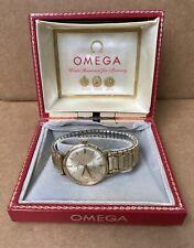 Vintage Omega Seamaster De Ville - Automatic Watch- men's- Working