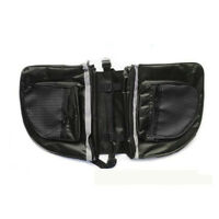 12L Waterproof Cycle Bicycle Bike Rear Rack Seat Tail Double Pannier Storage Bag