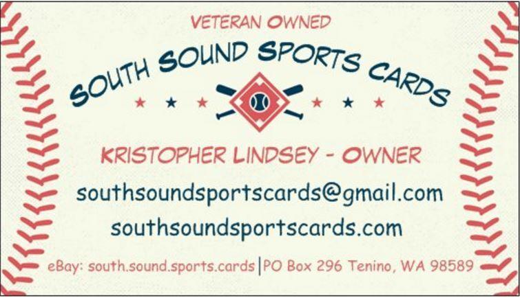 South Sound Sports Cards