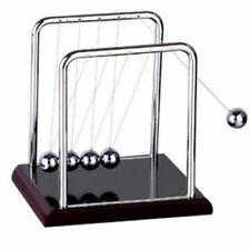 Newton Cradle Steel Balance Ball Physics Science Pendulum Gift Home Decors