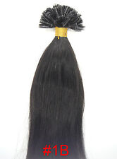 50-200 EXTENSION DE CHEVEUX POSE A CHAUD 100%25 NATUREL REMY HAIR 49-60CM U TIP 3A