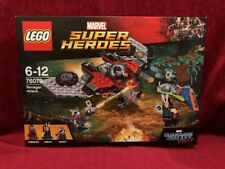 Lego Marvel Super Heroes Ravager Attack. Guardians Of The Galaxy Vol 2. New