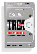 Radial Trim-Two Passive DI for AV with level control , BEST OFFER R016