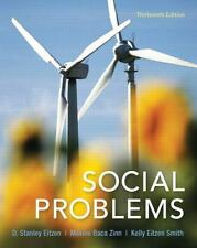 NEW - Social Problems (13th Edition)