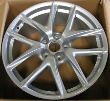 "19"" LFA STYLE 19X9.5 SILVER WHEEL 1 REPLACEMENT 5x114.3 5x114 FIT LEXUS TOYOTA"