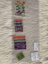 1933-55 Philippines Stamp Lot M3