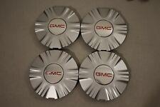 OEM 2016 2017 GMC TERRAIN CENTER CAPS HUBCAPS fits wheel #5772 , 23446994 ,set-4