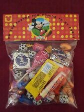 Disney Mickey Mouse Clubhouse Treat Goodie Bag Toppers Birthday Party Favors 6pc