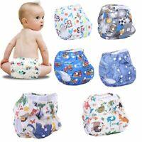 wiederverwendbare kinder baby - windel abwaschbar stoffwindeln auf verstellbare