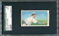 """""""E90-1"""" 1909-11 AMERICAN CARAMEL ADDIE JOSS CARD """"SGC-(A)-AUTHENTIC"""",LOOKS NM+!!"""