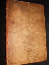 Silva by John Evelyn - 1729 - Cider/Gardening - Rare Discourse of Forest Trees