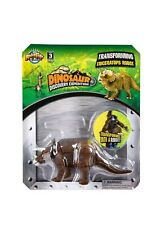 "4"" TRICERATOPS ANIMAL BOTS FIGURE TRANSFORMERS TOY DINOSAUR ROBOTS IN DISGUISE"