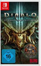 Nintendo Commutateur Jeu DIABLO III 3 Eternal collection Neuf New 55