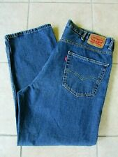 Levis 550 Mens Jeans Size 42 x 30 Relaxed Fit