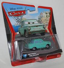 Disney PIXAR Cars 2 PETROV TRUNKOV #18