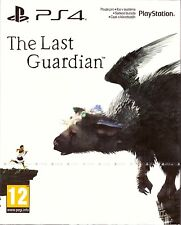 The Last Guardian Limited Edition SteelBook w/ Game [PlayStation 4 PS4 ]NEW