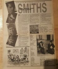 The Smiths first Interview for NME ? 1983