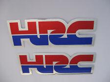 Aufkleber Sticker Honda HRC Tuning Motorradcross Racing Motorradsport Biker GT