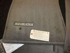 2001-2004 Toyota Sequoia Carpet Floor Mats GRAY 4 PC PT206-0C030-11 NEW OEM