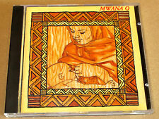 Francis Bebey Mwana O CD RARE 1994