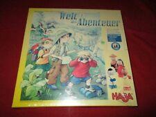 HABA® 4226 Brettspiel Welt der Abenteuer NEU OVP