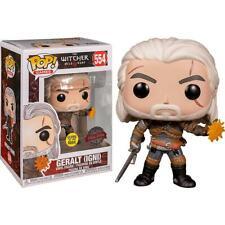 Funko Pop THE WITCHER Geralt IGNI 554