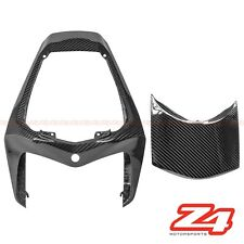 2008-2011 Honda CBR1000rr Rear Upper Lower Tail Seat Fairing Cowl Carbon Fiber