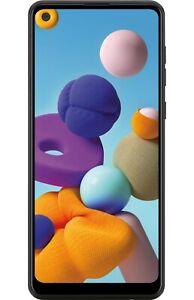 Samsung Galaxy A21 SM-A215U - 32GB - Black (Boost Mobile) (Single SIM)