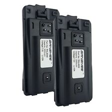 2X Replacement for MOTOROLA BATTERY FOR CP110 TWO WAY RADIO-18 Month Warranty