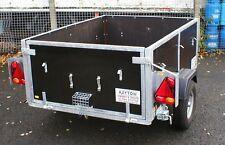 Trailer Goods 6,6 x 4 Ft  750kg