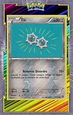 🌈Tic Reverse - XY11 - 71/114 - Carte Pokemon Neuve Française