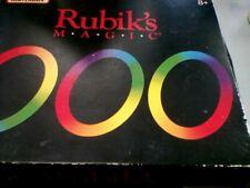 Vintage Original Rubiks Magic Rings Puzzle, Matchbox 1986 Game