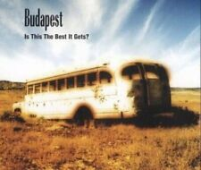Budapest Is This the Best It Gets?  [Maxi-CD]