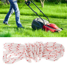 3 Meters x 3.5mm Pull Starter Cord Rope For Strimmer Chainsaw Lawnmower Engine
