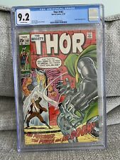 Thor 182 CGC 9.2 OW