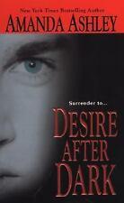 Desire After Dark by Amanda Ashley ~ COMBINED SHIPPING 25¢ ea. add'l pb