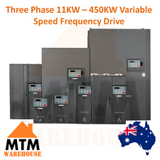 Three Phase 11KW - 450KW VSD VFD Variable Speed Frequency Drive Inverter